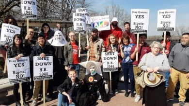 Photo of Jefferson City: United against anti-LGBTQ bigotry
