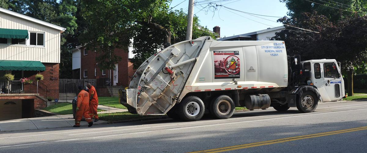 Pittsburgh sanitation workers walk off the job: Protective gear and hazard pay now!