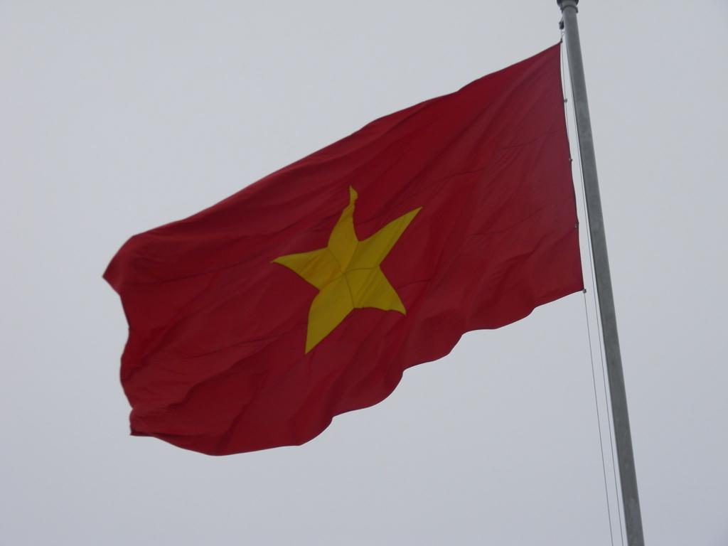 Vietnamese flag. Photo: Ecow / CC0