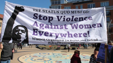 Photo of COVID-19, capitalist crisis fuel violence against women in Utah