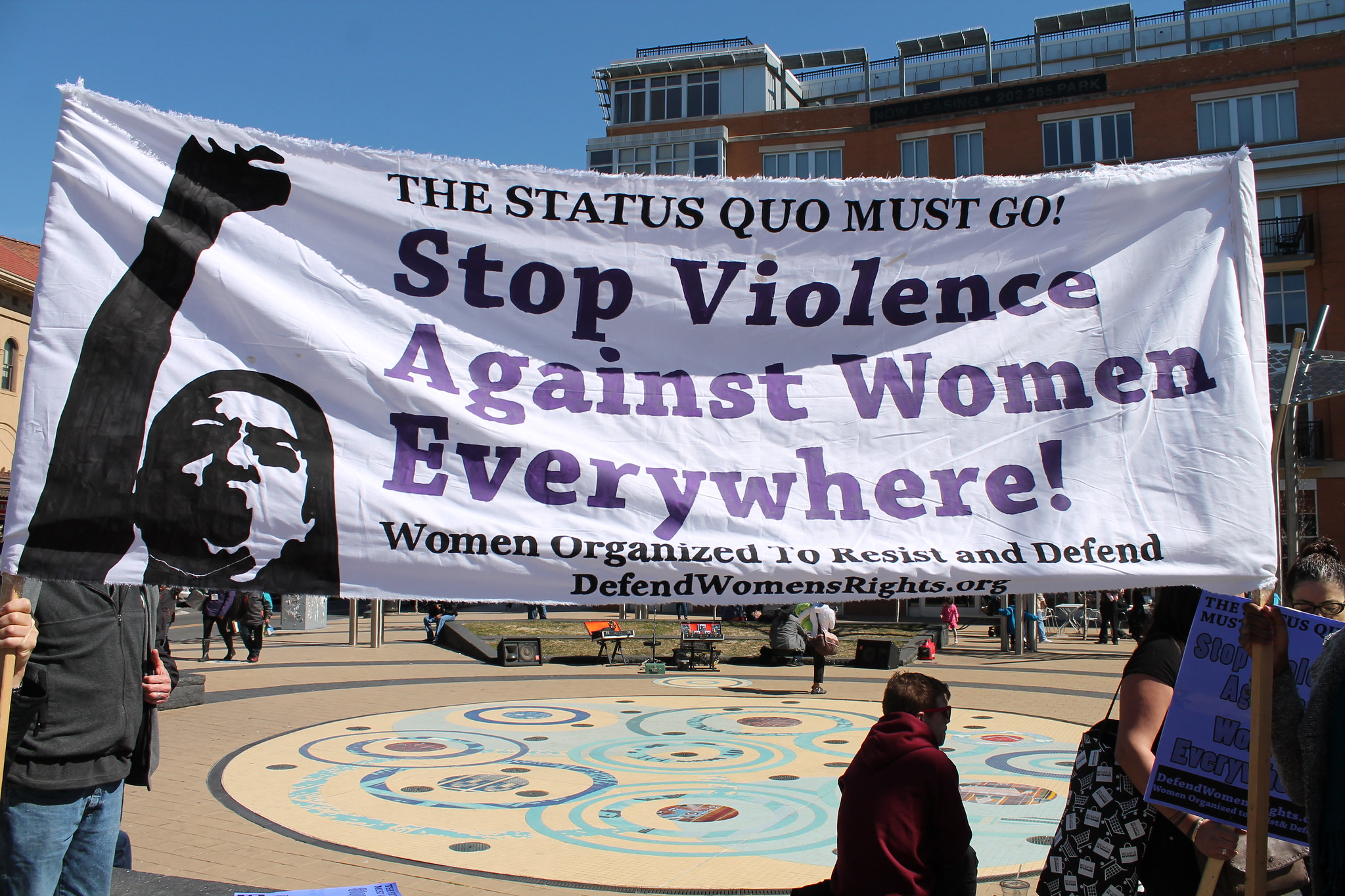 COVID-19, capitalist crisis fuel violence against women in Utah