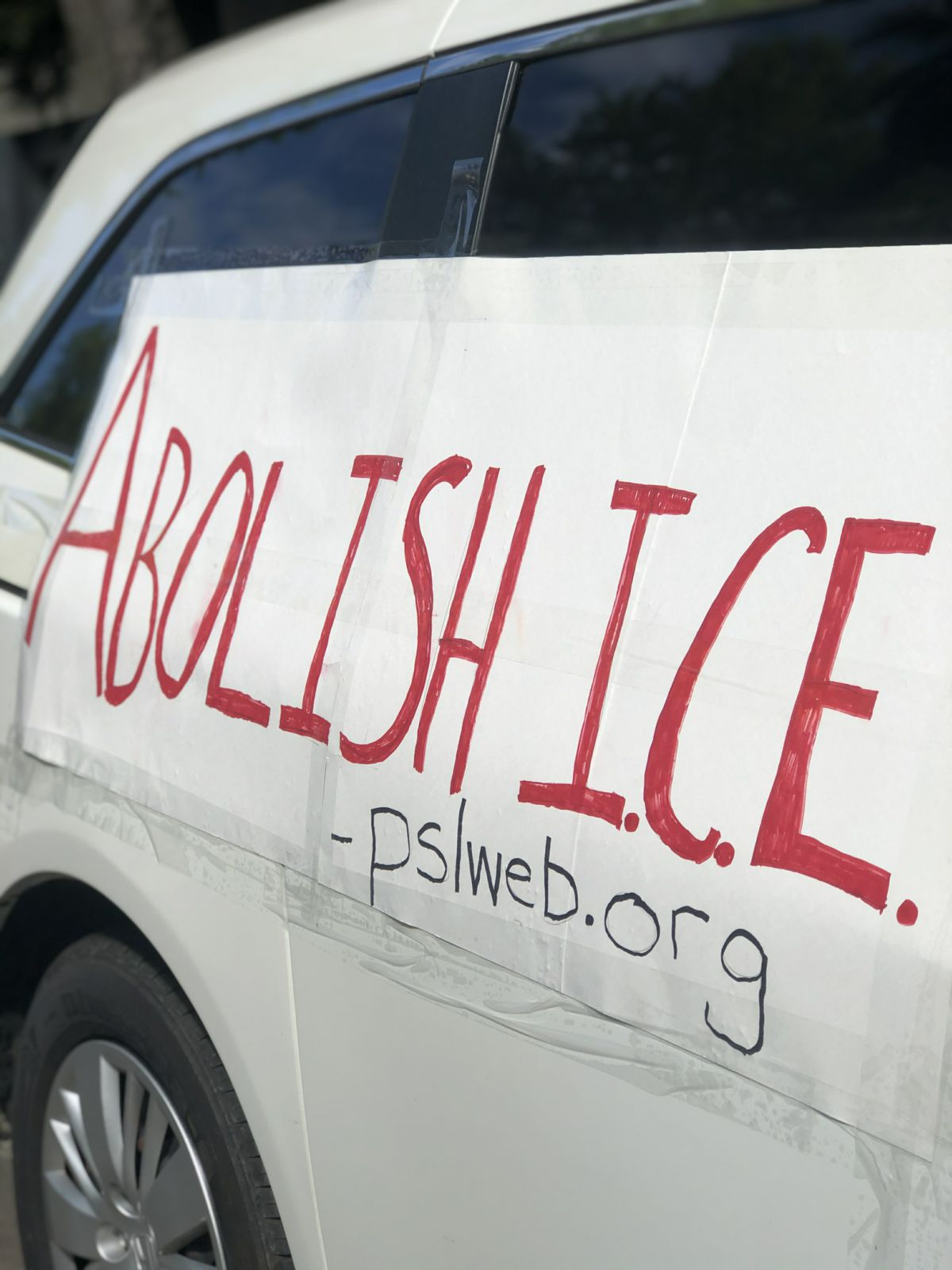 Refugees held by ICE struggle for their lives