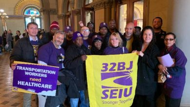 Photo of Power in a union: Airport workers win funding for job security
