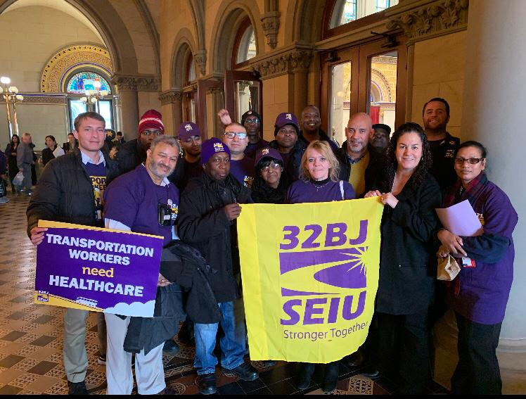 Power in a union: Airport workers win funding for job security