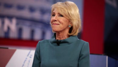 Photo of DeVos diverts emergency funds to bolster private schools