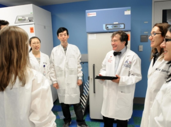 Team of researchers led by Dr. Peter Jay Hotez at Texas Children's Hospital Center for Vaccine Development