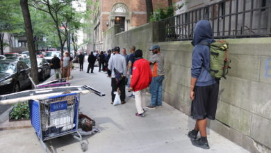 Photo of In NYC pandemic used as excuse to crackdown on the homeless