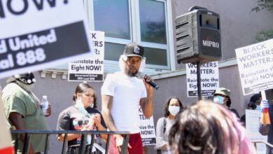 Photo of 'Black workers matter!' Dorchester non-profit workers fight illegal union retaliation