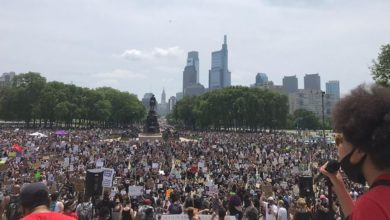 Photo of Philadelphia rises up against racism and repression in historic march