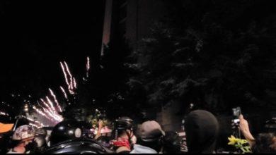Photo of Los manifestantes antirracistas de Portland no se inmutan ante la represión