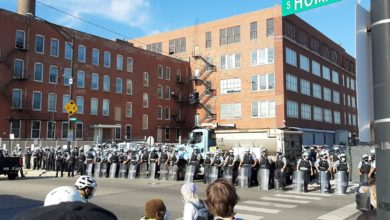Photo of Hundreds protest in Chicago against police abuses and demand the defunding of police