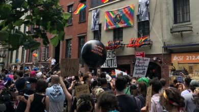 Photo of NYC activists reclaim spirit of Stonewall: Black, queer resistance