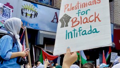 Photo of 'Day of Rage' protests  annexation of Palestinian land
