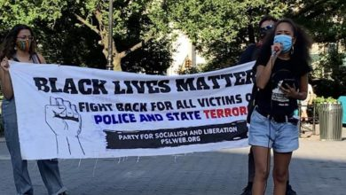 Photo of Five years after Sandra Bland's death, NYC protesters demand justice for Black women