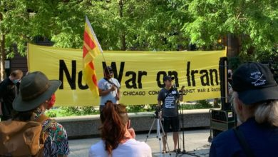 Photo of Rally in Chicago denounces sanctions on 5-year anniversary of Iran deal