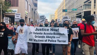Photo of Protest exposes Albuquerque's covered up police killings