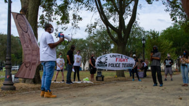 Photo of New Haven organizers host first annual Unity Walk for Survivors of Police Violence