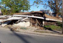 Photo of Gloria La Riva on 15th anniversary of Hurricane Katrina