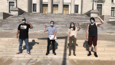 Photo of Dedicated activists help La Riva 2020 win ballot access in Arkansas
