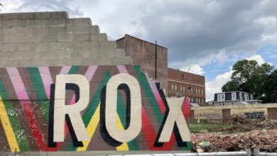 Photo of Outrage at demolition of mural in Boston's Roxbury neighborhood