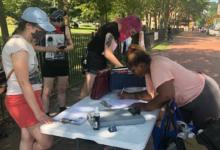 Photo of La Riva/Freeman gain ballot access in Rhode Island