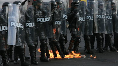 Photo of Colombia erupts in struggle against police murder