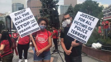Photo of Progressive and socialist organizations condemn attack on Denver anti-racist leaders