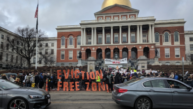 Photo of Boston's looming eviction crisis