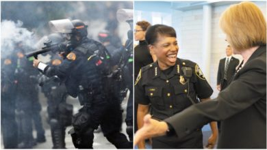 Photo of Top cop resigns, Seattle mayor vetoes SPD budget cuts; cops continue brutality