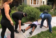 Photo of Activists in Idaho say: Defund the Police