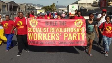 Photo of Socialist Revolutionary Workers Party (South Africa): Release U.S. political prisoners jailed for fighting in the anti-racist struggle!
