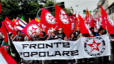 Photo of Fronte Popolare (Popular Front – Italy): Solidarity with the political prisoners of the anti-racist struggle in the USA!