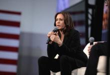 "Photo of Harris vs. Pence debate: No real choice under capitalist ""democracy"""