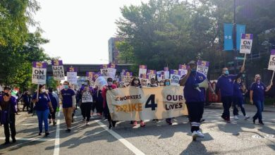 Photo of SEIU Local 73, Illinois Nurses Association reach deals with University of Illinois