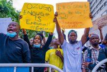 Photo of Massive people's movement in Nigeria challenges elite SARS police unit