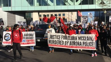 Photo of Colorado governor waters down Elijah McClain investigation, protesters continue to demand justice