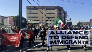 Photo of California day of action defends human rights of immigrants