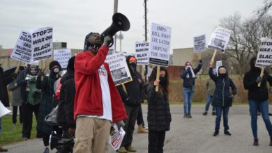 Photo of Indianapolis: Protesters take action as system lets another killer cop off the hook