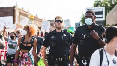 Photo of State repression focus of Detroit Will Breathe/PSL webinar