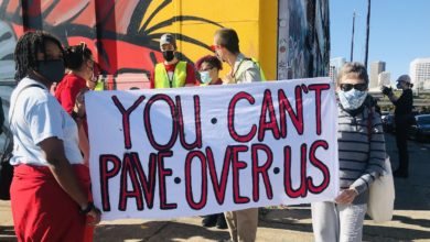 Photo of Houstonians fight to stop highway expansion