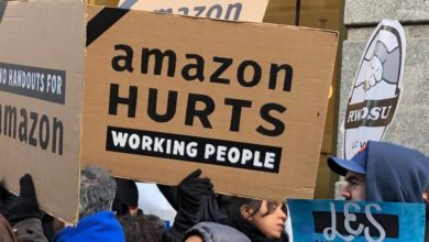 Photo of Fulfillment centers so hazardous, Washington state boosts Amazon's workers' comp rates 15 percent