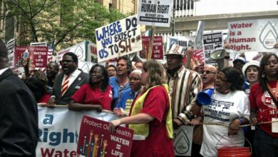 Photo of Detroit activists win against water shutoffs and continue fighting
