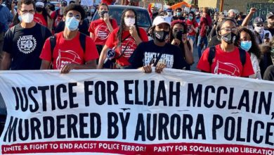 Photo of Historic year of struggle in Aurora, Colo., continues into 2021