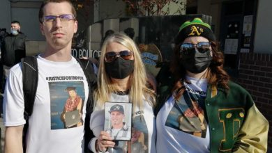 Photo of Protesters take to streets of Modesto to demand justice for Trevor Seever