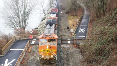 Photo of Crude-by-rail endangers communities: Washington state derailment latest in BNSF history