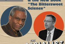 "Photo of Racism, Fascism, & the New Book ""The Bittersweet Science"""