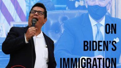Photo of Audio: Movement leader Juan José Gutiérrez on Biden's immigration proposal