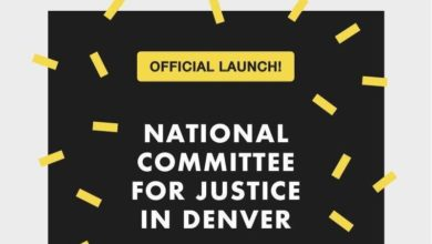 Photo of National Committee for Justice in Denver formed to defend anti-racist organizers
