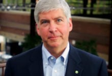 Photo of Mastermind of Flint mass poisoning Gov. Rick Snyder criminally charged