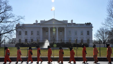 "Photo of We need more than Biden's ""intention"" — close Guantanamo now!"